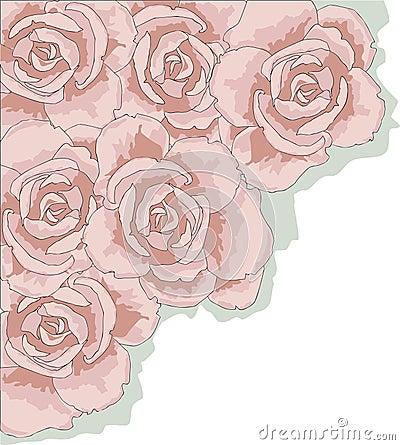 Free Rose Corner Royalty Free Stock Images - 450239