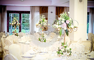 Rose Floral Decorations