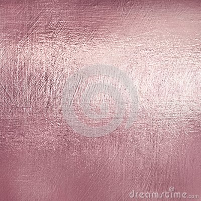 Free Rose Gold Metal Texture. Luxure Soft Foil Background. Stock Photography - 101355562