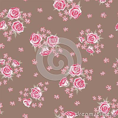 Rose pattern 1