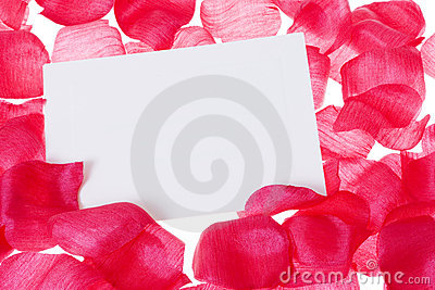 Rose pedal background