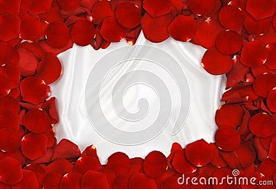 Rose Petal Frame
