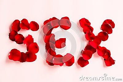 Rose Petal Sex