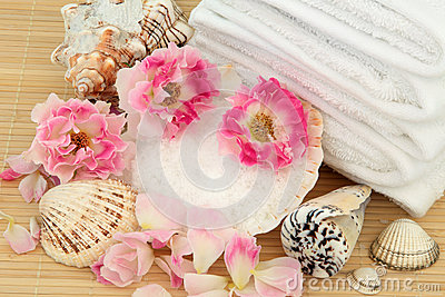 Rose Spa Behandeling