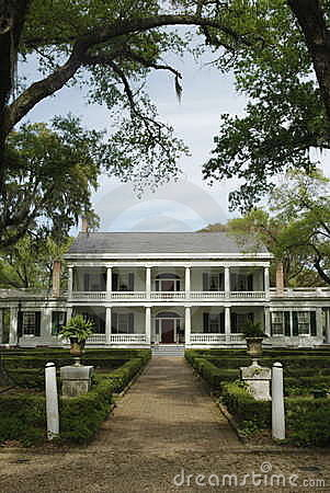 Free Rosedown Plantation Home Royalty Free Stock Photography - 13811437