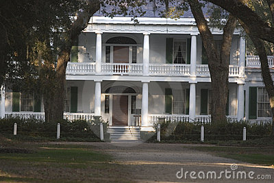 Rosedown Plantation House