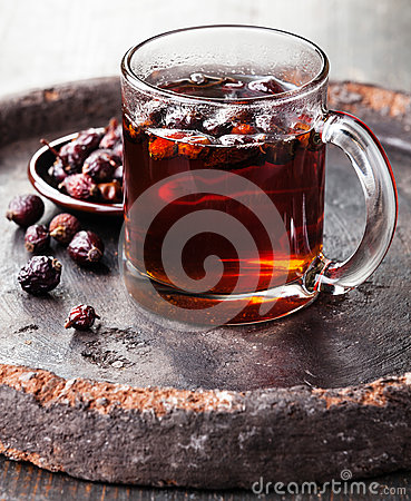 Free Rosehip Tea Stock Images - 35381334