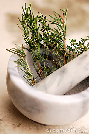 Free Rosemary And Herbs Royalty Free Stock Photo - 1562855