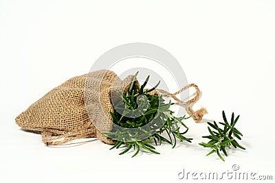 Rosemary bag.
