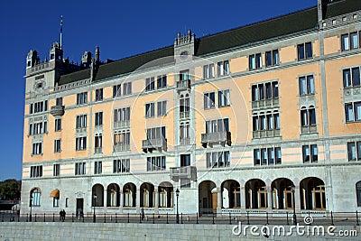Rosenbad building