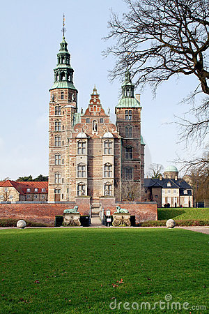 Free Rosenborg Castle Royalty Free Stock Images - 1749439
