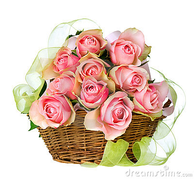 Roses in the Basket
