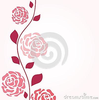 Roses branch
