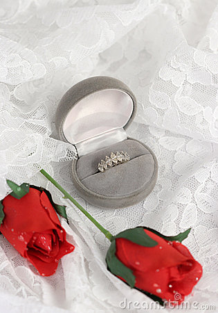 Roses & Romance Vertical