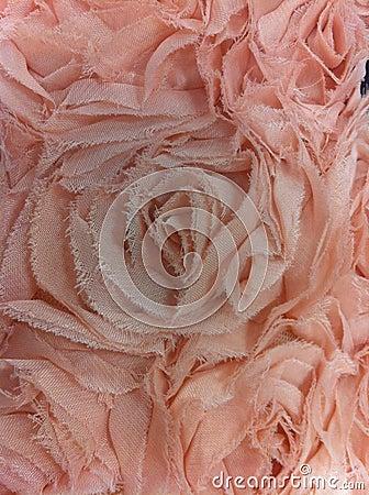 Rosette Fabric Texture