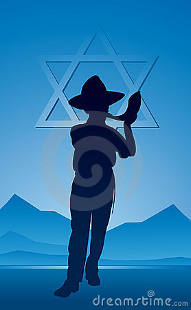 Rosh Hashanah, Blowing, Shofar