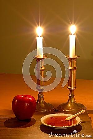 Rosh Hashanah Scene