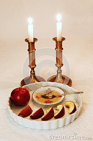 Rosh Hashanah Setting
