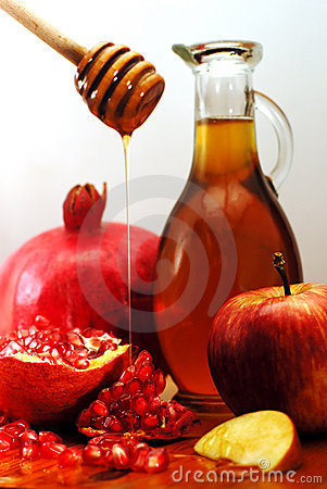 Rosh Hashanah Traditional Food
