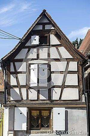 Rosheim (Alsace) - House