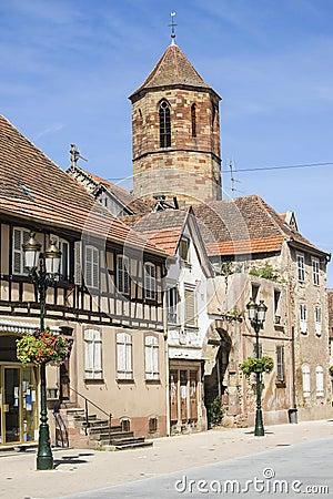 Rosheim (l Alsazia)