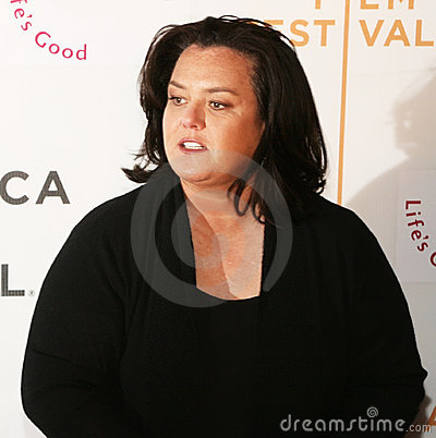 Free Rosie O  Donnell Royalty Free Stock Image - 22975936