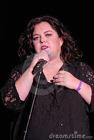 Free Rosie O Donnell Performing Live. Stock Photos - 8504023