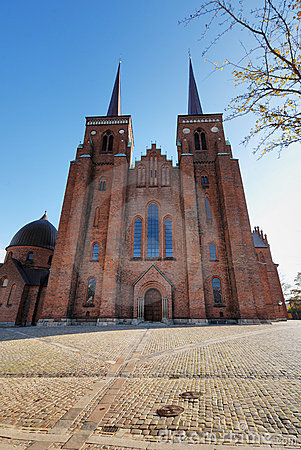 Free Roskilde Cathedral Stock Photography - 7516572