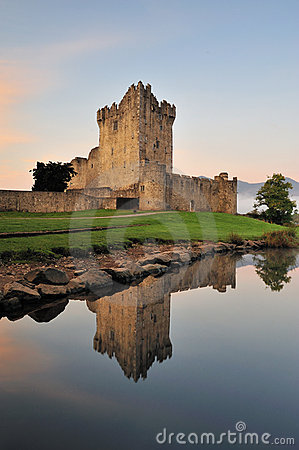 Free Ross Castle Stock Photography - 6680212