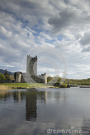 Ross Castle  near Killarney, Ireland