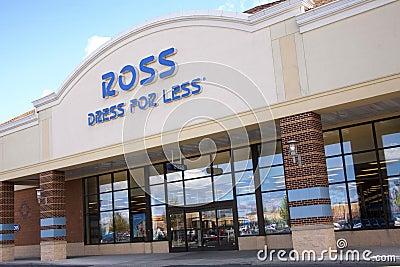 Ross lager Redaktionell Bild
