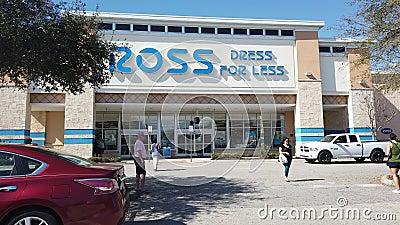 Ross suknia dla Mniej sklepu znaka i sklep w Davenport Floryda zbiory