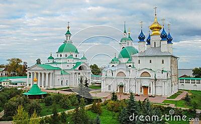 Rostov the Great. Holy Yakovlevsky Monastery