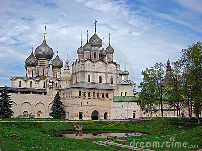 Rostov the Great. Kremlin