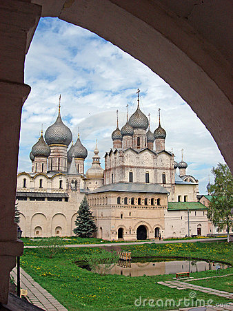 Rostov the Great. Kremlin