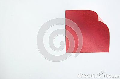Rote Anmerkung