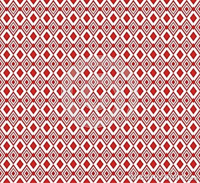 Rote ethnische verzierung marokkanische dekoration das patchwork oder die steppdecke grafischer for Marokkanische dekoration