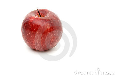 Roter Apple 1