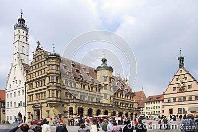 Rothenburg Editorial Image