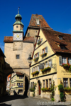 Rothenburg in Bavaria