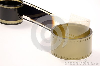 Rotolo del negativo di film