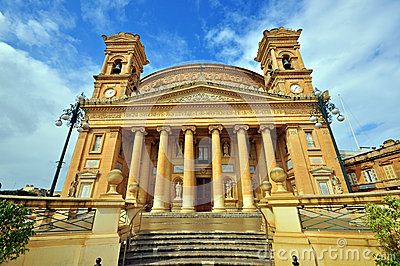 Rotonda church, Mosta, Malta
