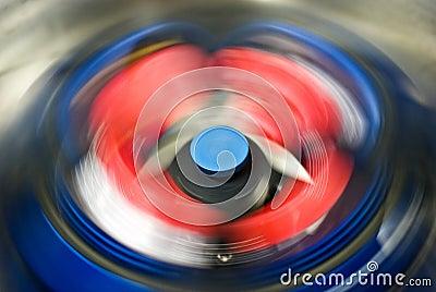 Rotor of centrifuge