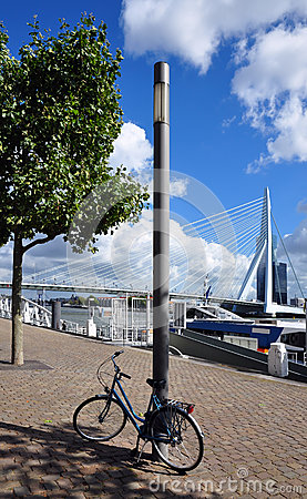 Rotterdam Editorial Photo