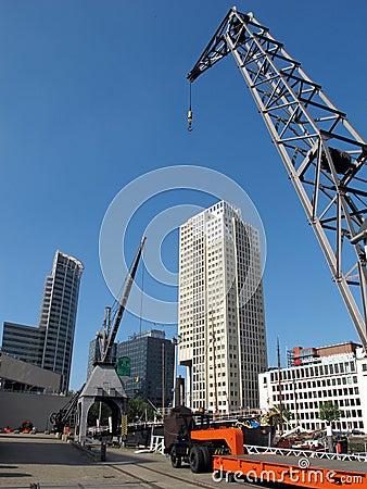 Rotterdam, Netherlands Editorial Photo