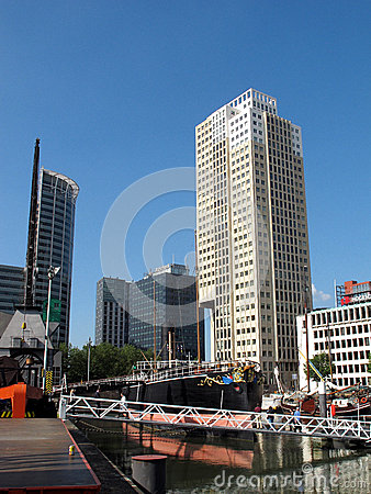 Rotterdam, Netherlands Editorial Stock Image