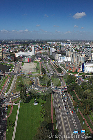 Rotterdam roads
