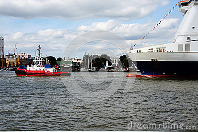Rotterdam Tug