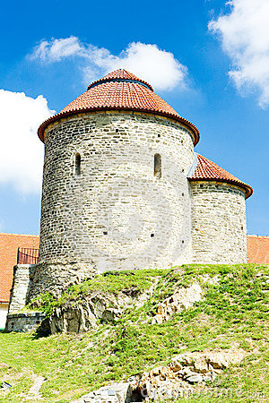 Free Rotunda In Znojmo, Czech Republic Royalty Free Stock Photography - 13081557