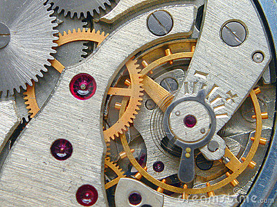 Rouage d horloge